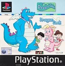 Dragon Tales Dragon Seek (PS1 tweedehands game)