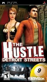 The Hustle Detroit Streets (psp used game)