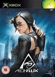 Aeon Flux (xbox tweedehands game)