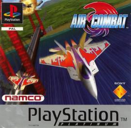 Air combat platinum (PS1 tweedehands game)