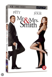 Mr. & Mrs. Smith (psp tweedehands film)