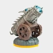 Skylanders Giants serie 2 Dragonfire Cannon (skylander used)