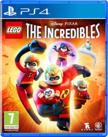 Lego the Incredibles (ps4 nieuw)