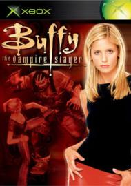 Buffy the vampire slayer (xbox used game)