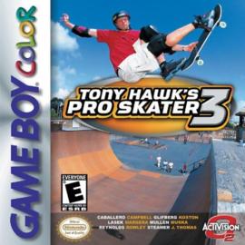Tony Hawk's Pro Skater 3 (Gameboy Color tweedehands game)