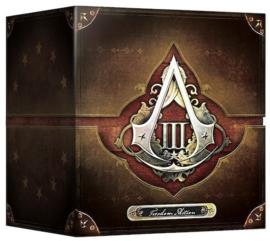 Assassin's Creed III Freedom Edition licht beschadigd (xbox 360 Nieuw)