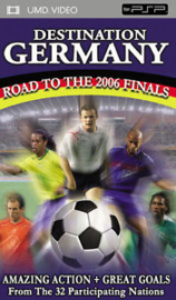 Destination Germany Road to the 2006 Finals (psp film tweedehands)