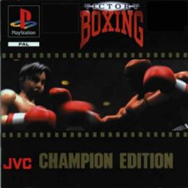 Victory Boxing  zonder boekje (PS1 tweedehands game)