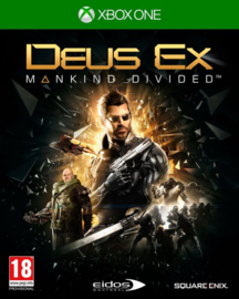 Deus EX Mankind Divided (XBOX ONE nieuw)