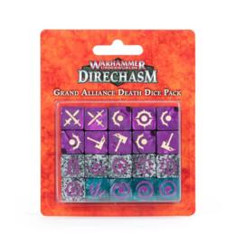 Dire Chasm Grand Alliance Death Dice Pack (Warhammer nieuw)