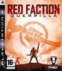 Red Faction Guerilla (PS3 nieuw)