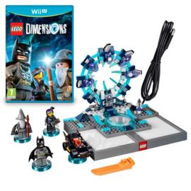 Lego Dimensions Starter Pack (Nintendo Wii U tweedehands game)