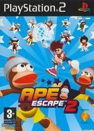 Ape Escape 2 (ps2 nieuw)