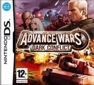 Advance Wars dark conflict (Nintendo DS tweedehand game)