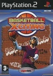 Basketball Xciting (ps2 nieuw)