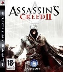 Assassin`s Creed II (Ps3 used game)