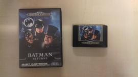 Batman Returns zonder boekje (Sega Mega Drive tweedehands game)