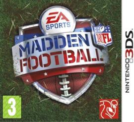 Madden NFL Football (Nintendo 3DS tweedehands game)