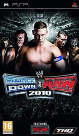 Smackdown vs Raw 2010 (PS2 Used Game)