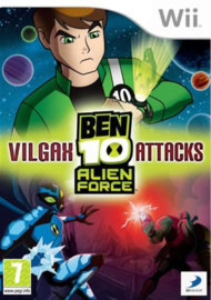 Ben 10 Alien Force Vilgax Attacks zonder boekje (wii used game)