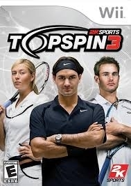 Topspin 3 (Nintendo Wii used game)