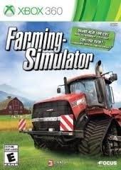 Farming Simulator 2013 (xbox 360 nieuw)