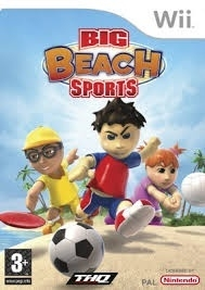 Big Beach Sports zonder boekje (Nintendo Wii used game)