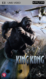 Peter Jackson's King Kong (PSP tweedehands film)