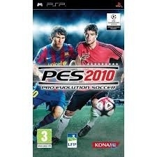 PES 2010 (psp used game)