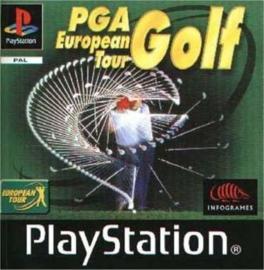 PGA European Tour Golf (ps1 tweedehands game)