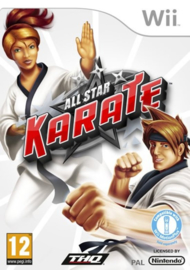 All Star Karate (Wii nieuw)