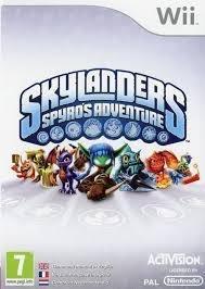 Skylanders Spyro`s Adventure (game only, Nintendo Wii tweedehands game)