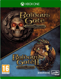 Baldur's Gate 1 en 2 enhanced Edition (Xbox One nieuw)