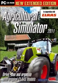 Agricultural Simulator (PC nieuw)