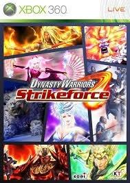 Dynasty warriors strikeforce (xbox 360 nieuw)