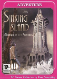 Adventure Sinking Island (PC game nieuw)