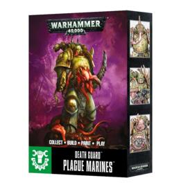 Warhammer 40.000 Death Guard Plague Marines (Warhammer 40.000 nieuw)