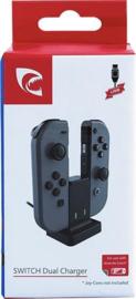 Piranha Switch Dual Charger (Nintendo Switch nieuw)