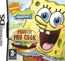 Spongebob Squarepants Frantic Fry Cook (Nintendo DS nieuw)