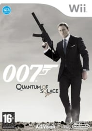 007 Quantum of Solace James Bond (Wii tweedehands game)