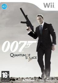 007 Quantum of Solace James Bond zonder boekje (Wii tweedehands game)