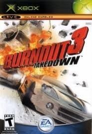 Burnout 3 Takedown zonder boekje (XBOX Used Game)