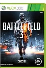 Battlefield 3 zonder boekje (xbox 360 used game)