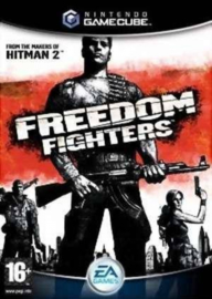 Freedom Fighters (Gamecube used game)