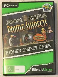 Mystery Case Files: Prime Suspects (PC nieuw)