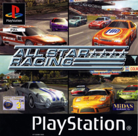 All Star Racing (ps1 tweedehands game)