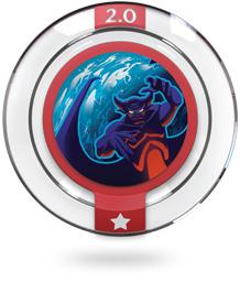 Disney Infinity 2.0 Power disks Chernabogs spokencycloon (Disney infinity tweedehands)