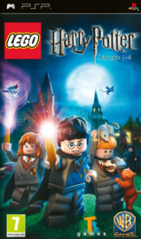 Lego Harry Potter Years 1-4 (psp used game)