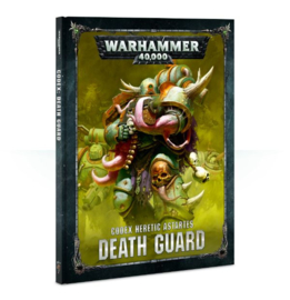 Codex Heretic Astartes Death Guard (Warhammer 40.000 nieuw)