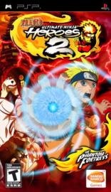 Naruto Ultimate Ninja Heroes 2  (psp tweedehands game)